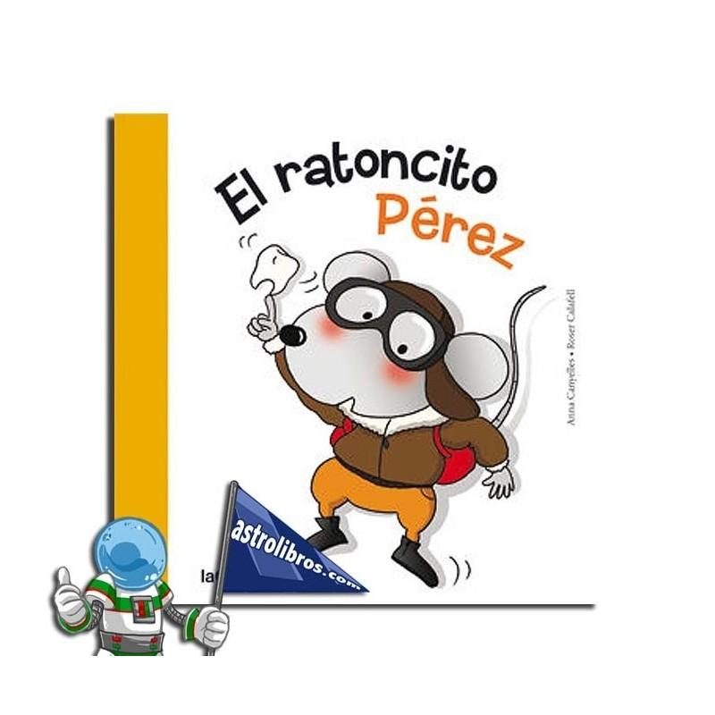 EL RATONCITO PÉREZ, LIBRO LETRA MINÚSCULA