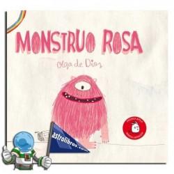 Monstruo rosa. Erderaz.