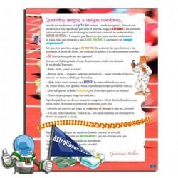 Geronimo Stilton. El gran libro de los deportes. Erderaz.