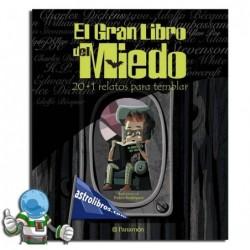 El gran libro del miedo.  Erderaz