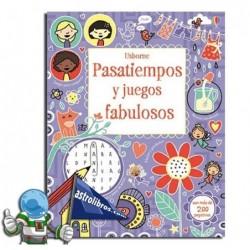 PASATIEMPOS Y JUEGOS FABULOSOS , PASATIEMPOS INFANTILES