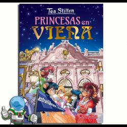 PRINCESAS EN VIENA , TEA STILTON 30