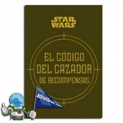 El código del cazador de recompensas. Star Wars. Erderaz.