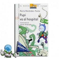 Pupi va al hospital. Erderaz.