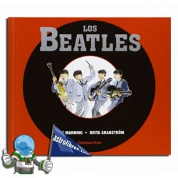 Los Beatles. Album ilustrado.