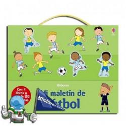 Mi maletín de actividades de fútbol. Erderaz.