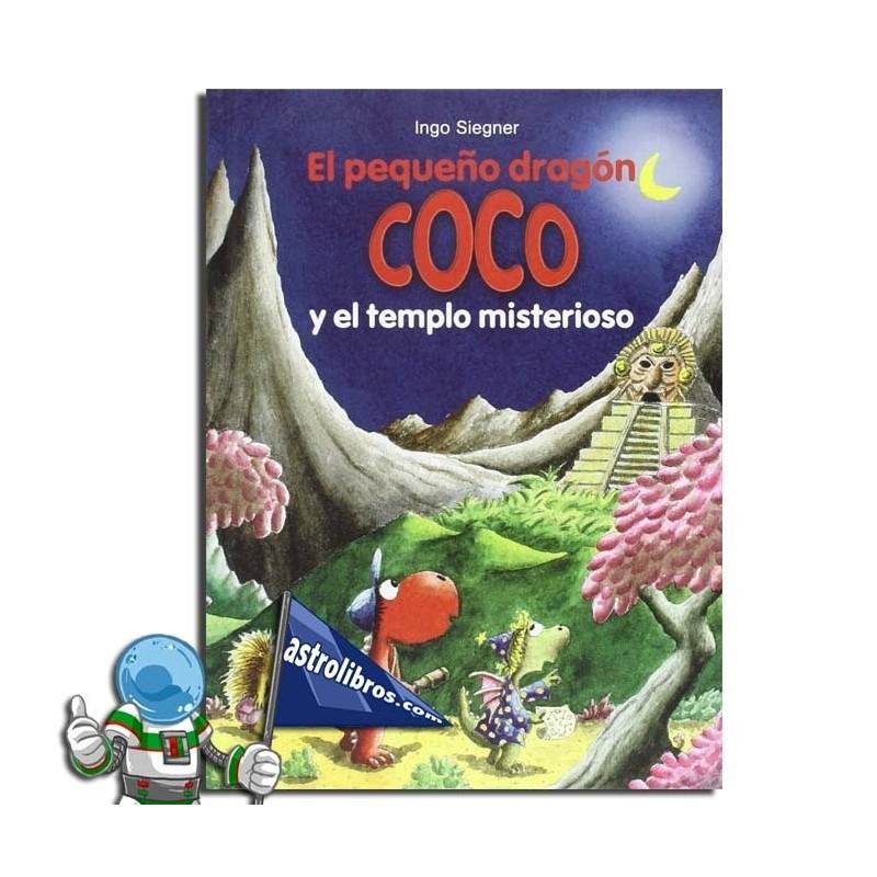 El pequeño dragón Coco y el templo misterioso. Nº20. Erderaz.