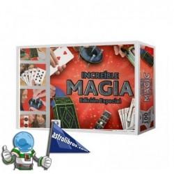 Increíble magia. Edición especial. Trucos de magia.