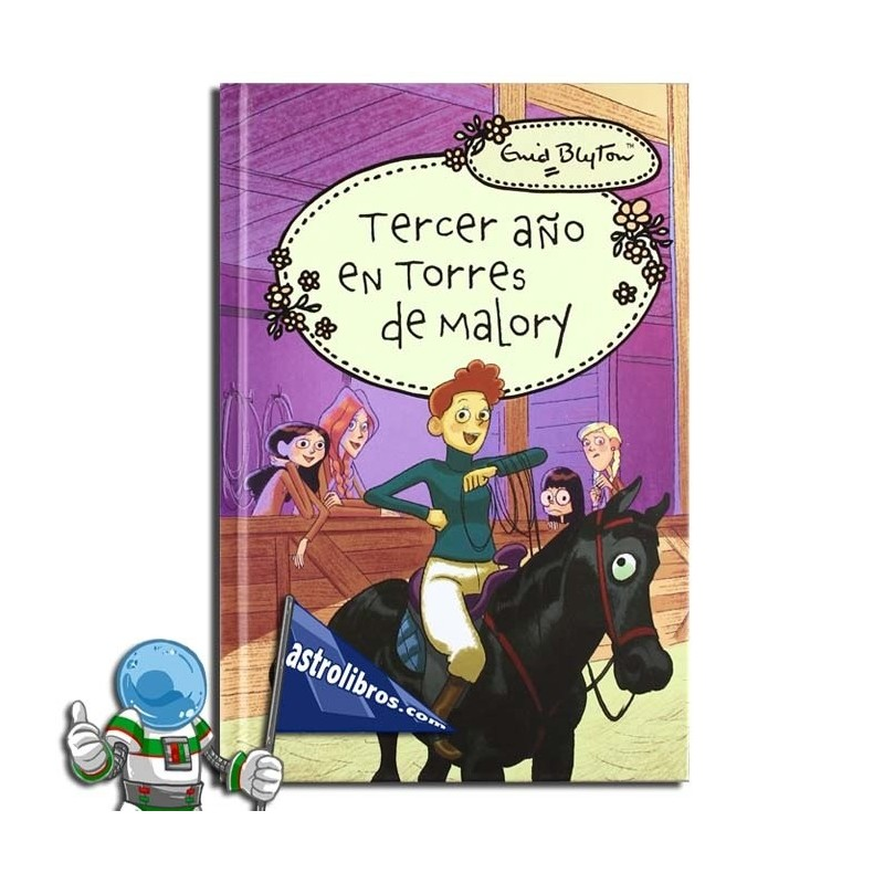 TERCER AÑO EN TORRES MALORY