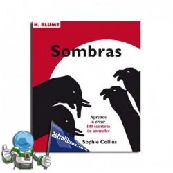 SOMBRAS , APRENDE A CREAR 100 SOMBRAS DE ANIMALES