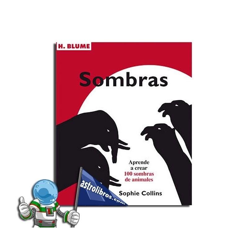 SOMBRAS. APRENDE A CREAR 100 SOMBRAS DE ANIMALES