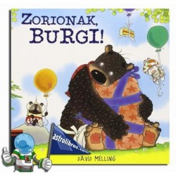 Zorionak, Burgi! Euskera