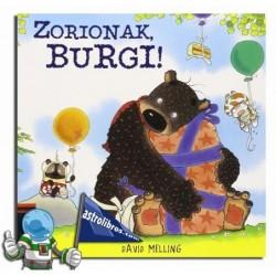 Zorionak, Burgi!