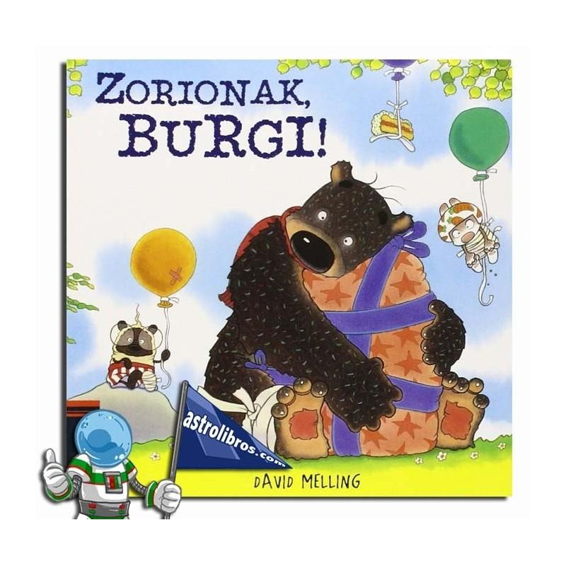 ZORIONAK, BURGI!, BURGI BILDUMA 4