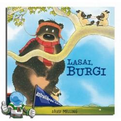 Lasai, Burgi. Euskera.