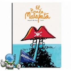 El Pirata Malapata. Álbum ilustrado