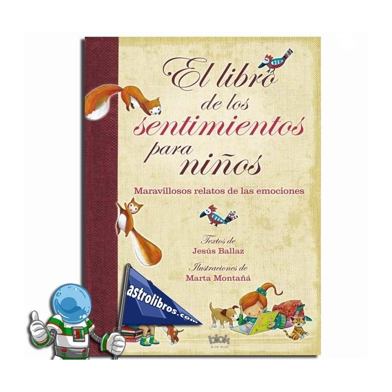 El libro de los sentimientos para niños. Erderaz.