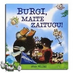 BURGI MAITE ZAITUGU | BURGI BILDUMA