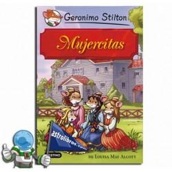 MUJERCITAS | GRANDES HISTORIAS | GERONIMO STILTON
