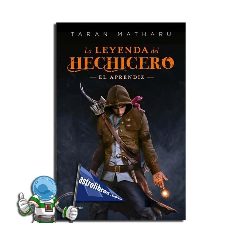 LA LEYENDA DEL HECHICERO , EL APRENDIZ