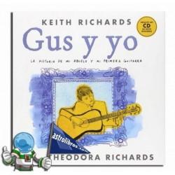 Gus y yo. La historia de mi abuelo y mi primera guitarra. Erderaz.