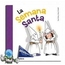 LA SEMANA SANTA , TRADICIONES , LETRA CURSIVA