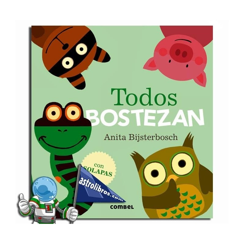 TODOS BOSTEZAN