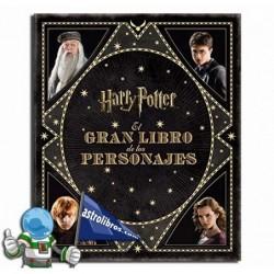 HARRY POTTER. EL GRAN LIBRO DE LOS PERSONAJES.