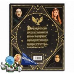 El gran libro de los personajes. Harry Potter.
