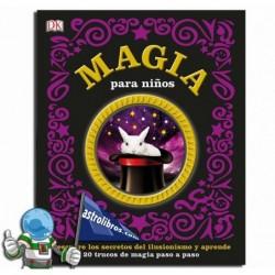 Magia para niños. Erderaz.
