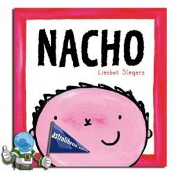 Nacho. Album ilustrado infantil.