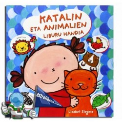 KATALIN ETA ANIMALIEN LIBURU HANDIA