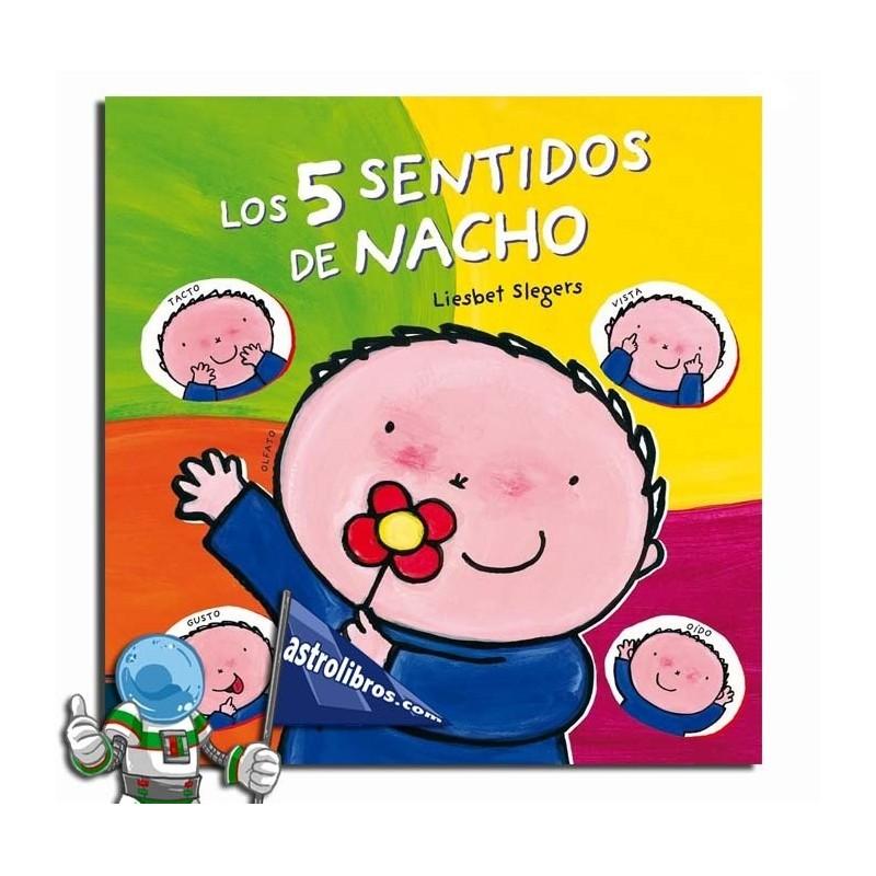Los 5 sentidos de Nacho. Erderaz.