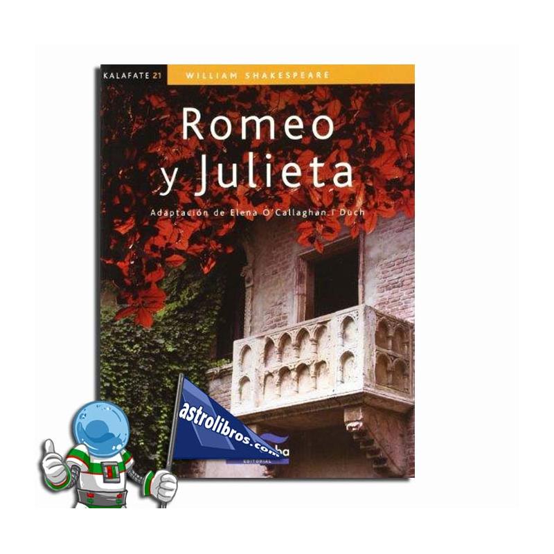 ROMEO Y JULIETA. LECTURA FÁCIL