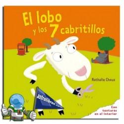 EL LOBO Y LOS 7 CABRITILLOS | CUENTO CON TEXTURAS