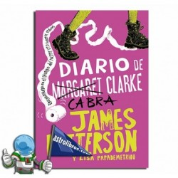 Diario de Margaret (cabra) Clarke. Libro juvenil.