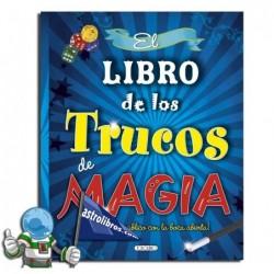 LIBRO DE LOS TRUCOS DE MAGIA