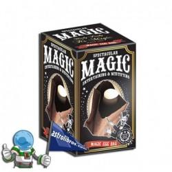 Bolsa con huevo mágico. Trucos de magia para niños.
