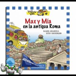 MAX Y MÍA EN LA ANTIGUA ROMA , YELLOW VAN 12