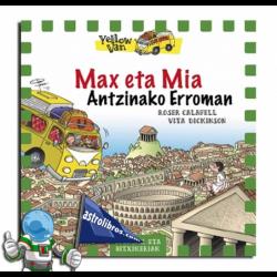 YELLOW VAN 12. MAX ETA MIA ANTZINAKO ERROMAN