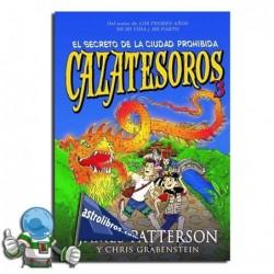CAZATESOROS 3 , EL SECRETO DE LA CIUDAD PROHIBIDA