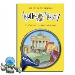EL CÓDIGO DE LOS LADRONES. AGATHA MISTERY 23