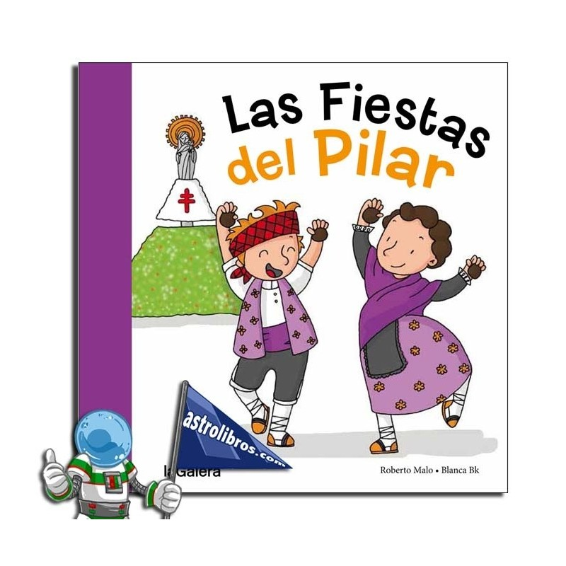Las fiestas del Pilar. Erderaz.