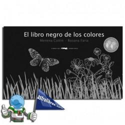 El libro negro de los colores. Erderaz eta braille.