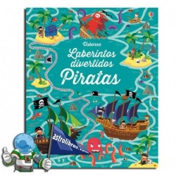 LABERINTOS DIVERTIDOS | PIRATAS