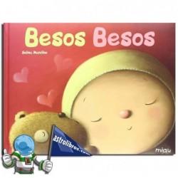 BESOS BESOS | ÁLBUM ILUSTRADO