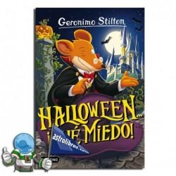 Halloween... ¡Qué miedo!. Geronimo Stilton 25.