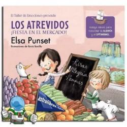 ¡FIESTA EN EL MERCADO! , LOS ATREVIDOS 6 , EL OPTIMISMO