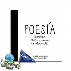 Poesía. El primer libro de poemas escrito por ti. Erderaz.