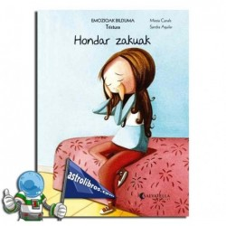 HONDAR ZAKUAK | EMOZIOAK 4 | TRISTURA